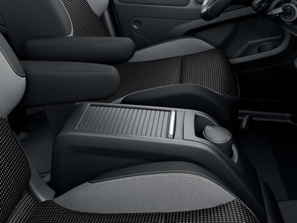 Peugeot e partner tepee design et quipements - Console centrale peugeot partner tepee ...
