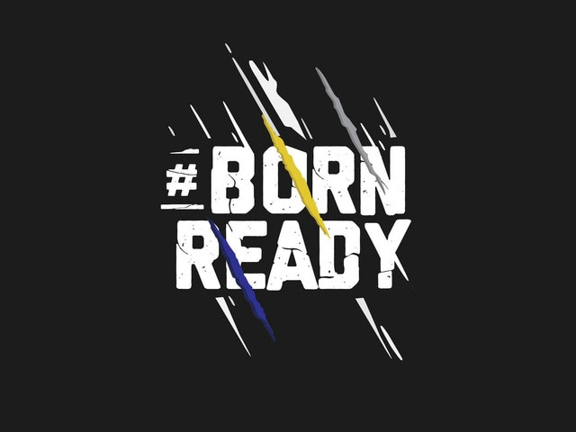 Logo WRX 2018 - born ready