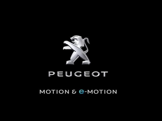 signature Peugeot