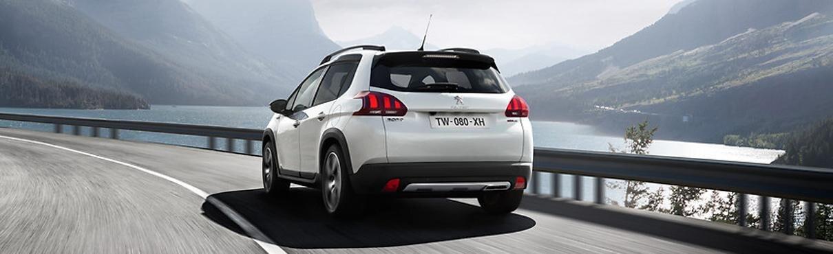 Peugeot SUV 2008 grip control